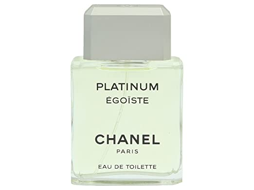 CHANEL Platinum - Egoiste Eau De Toilette, Spray, 50 ml: Amazon.es: Belleza