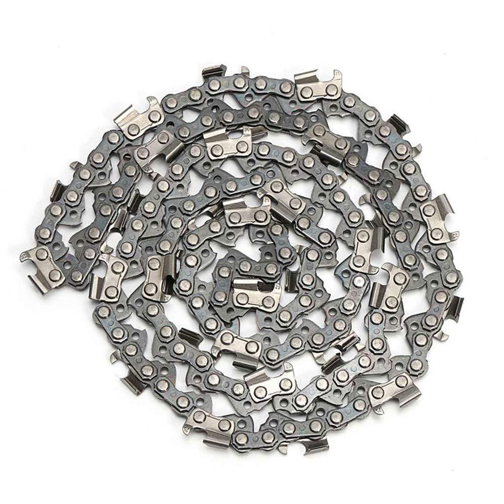 50,8 cm Acero de manganeso de 76 articulaciones Ocamo Cadena de Motosierra