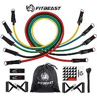 Set de Bandas de Resistencia de FitBeast, bandas