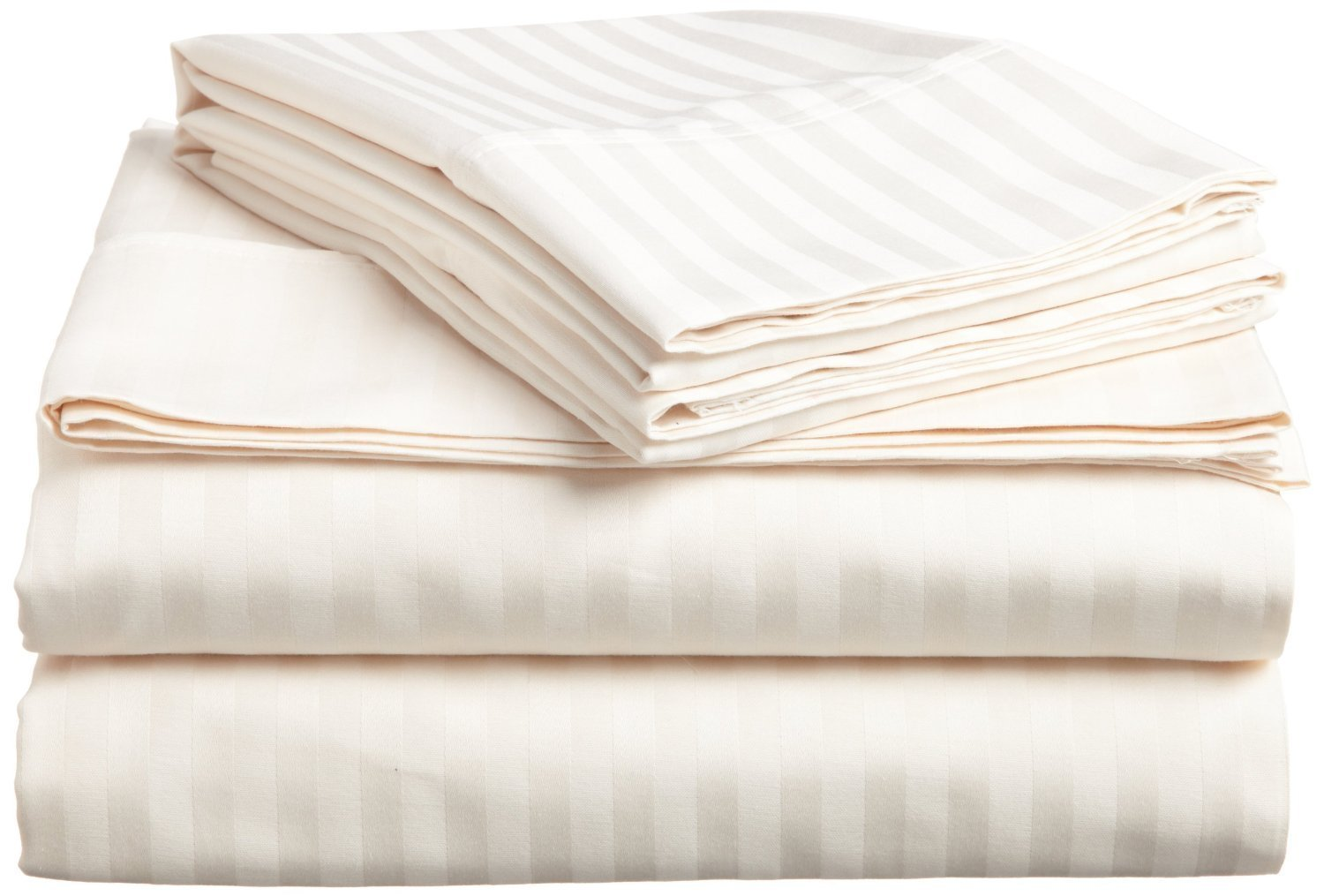 """The Green Farmer 100% Organic Cotton Sheet Set Cal.King Size