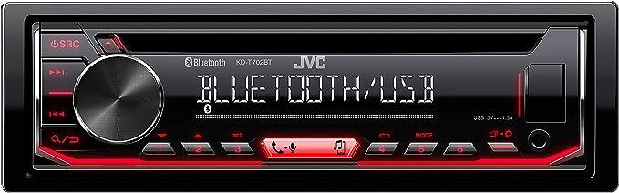 Jvc Kdt702Bt