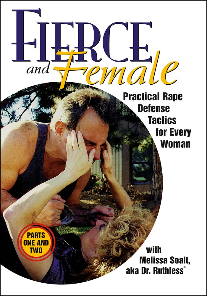 Amazon.com: FIERCE AND FEMALE: aka Dr. Ruthless© Melissa ...