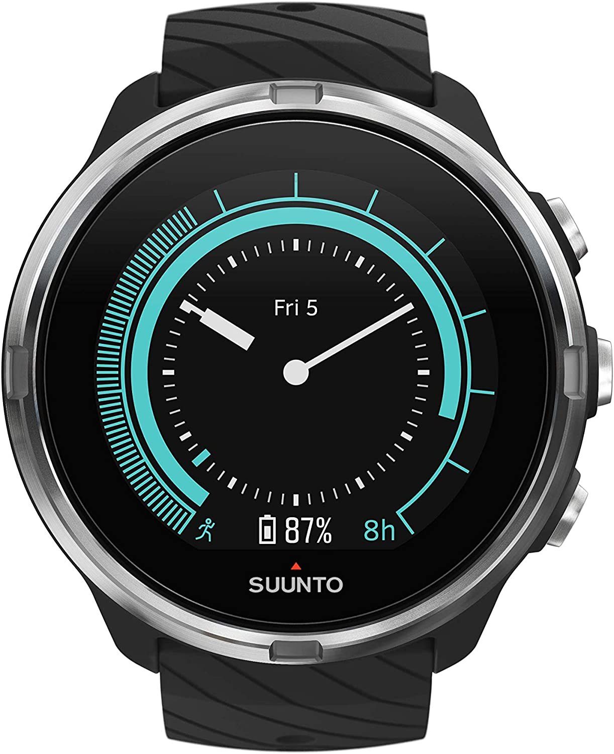 Suunto 9, GPS Sports Watch with Long Battery Life