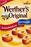 Werther's Original Minis zuckerfrei (10 x 42g)