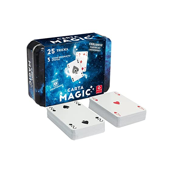 Cartamundi 22567070 Magic - 25 Trucos Juego de Cartas ...