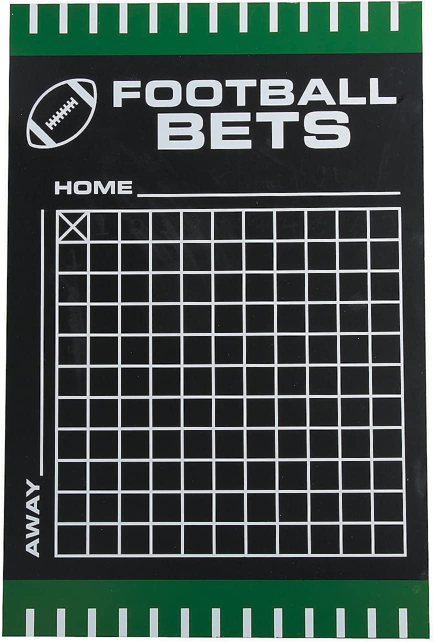 Football party betting squares breeders cup betting challenge 2021 results ironman