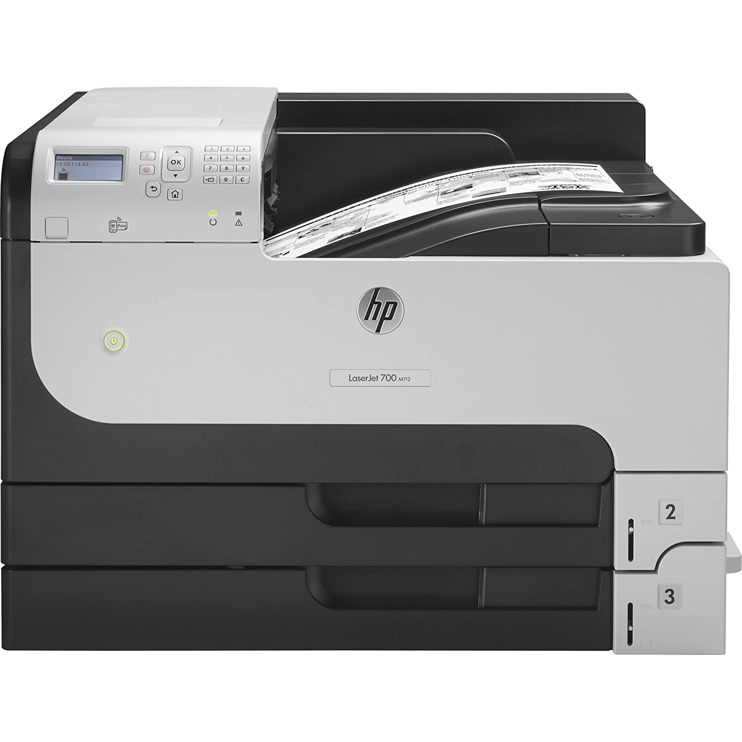 Hp m750 color printing cost per page - Amazon Com Hp Laserjet M712dn 41 Ppm 1200 X 1200 Dpi Duplex Network Monochrome Laser Printer Cf236a Bgj Office Products