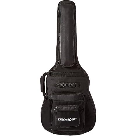 Amazon Com Chromacast Cc Apb Bag Acoustic Guitar Padded Gig Bag