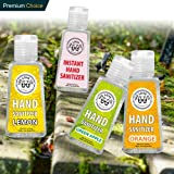 The Love Co. Alcohol Free Hand Sanitizers -150 Ml (Pack of 30ml*5)