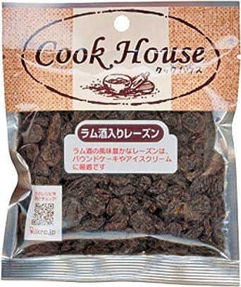 ron Cook House contiene pasas 90gX10 bolsas: Amazon.es ...