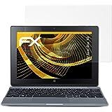 atFoliX Schutzfolie für Acer One 10 Displayschutzfolie - 2 x FX-Antireflex blendfreie Folie