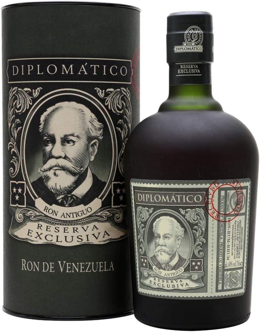 Diplomatico Rum Reserva Exclusiva B0090I3YSS