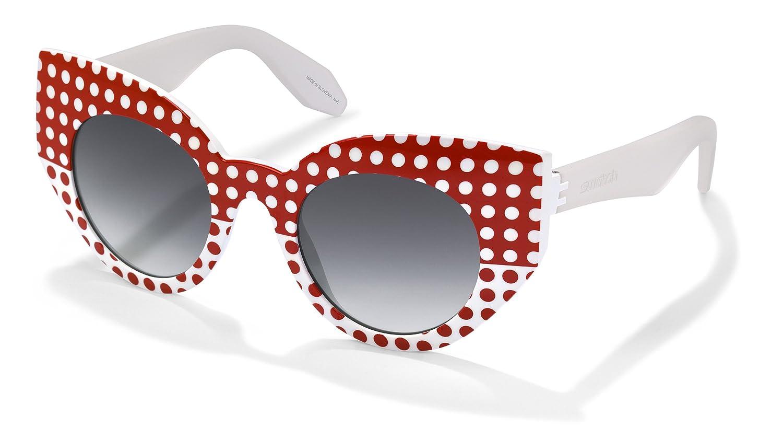 Swatch - Gafas de sol - para mujer multicolor Bianco, Rosso ...