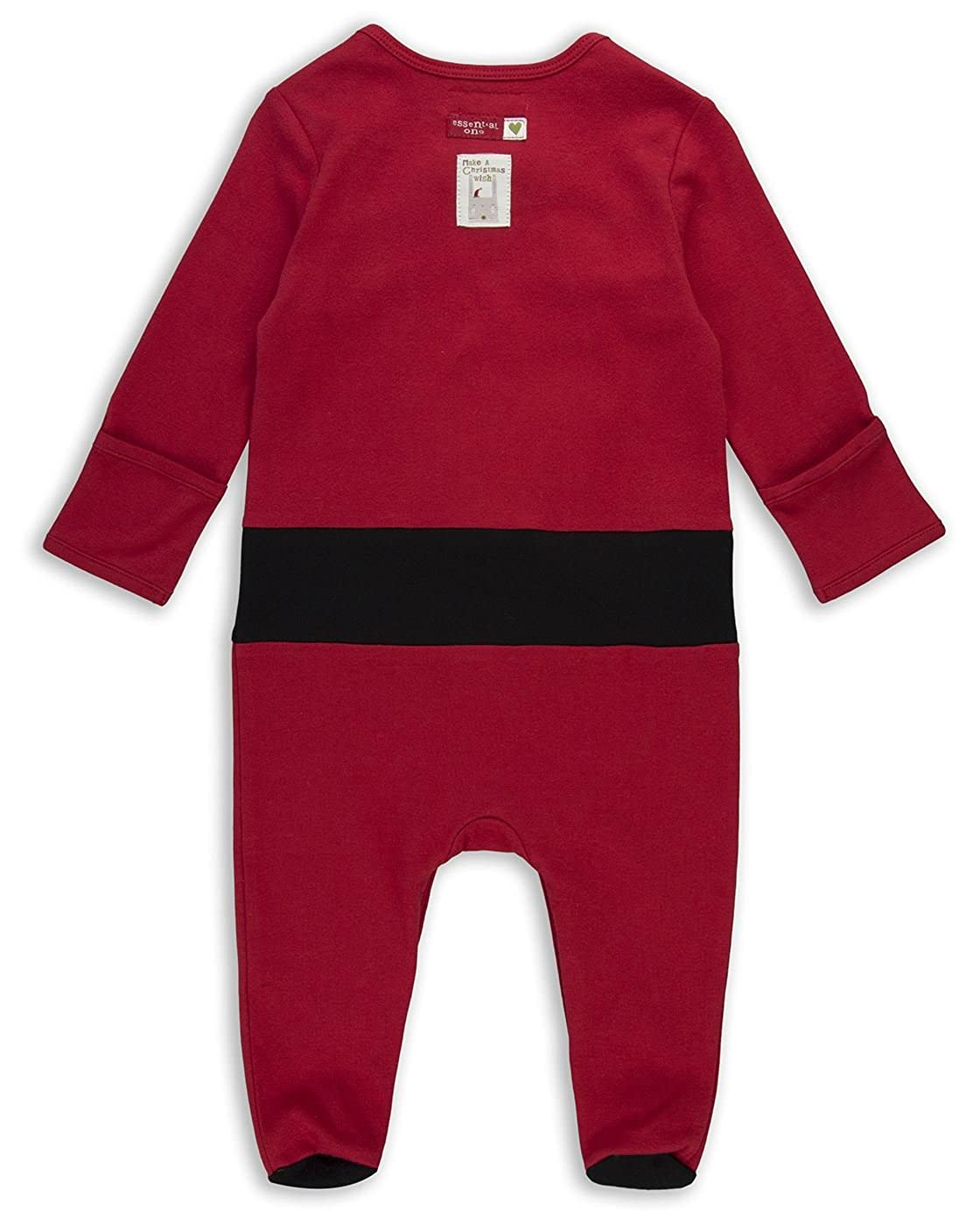The Essential One Bebé-Niño Pijama de Navidad - Tuxedo - Rojo - EO243: Amazon.es: Ropa y accesorios