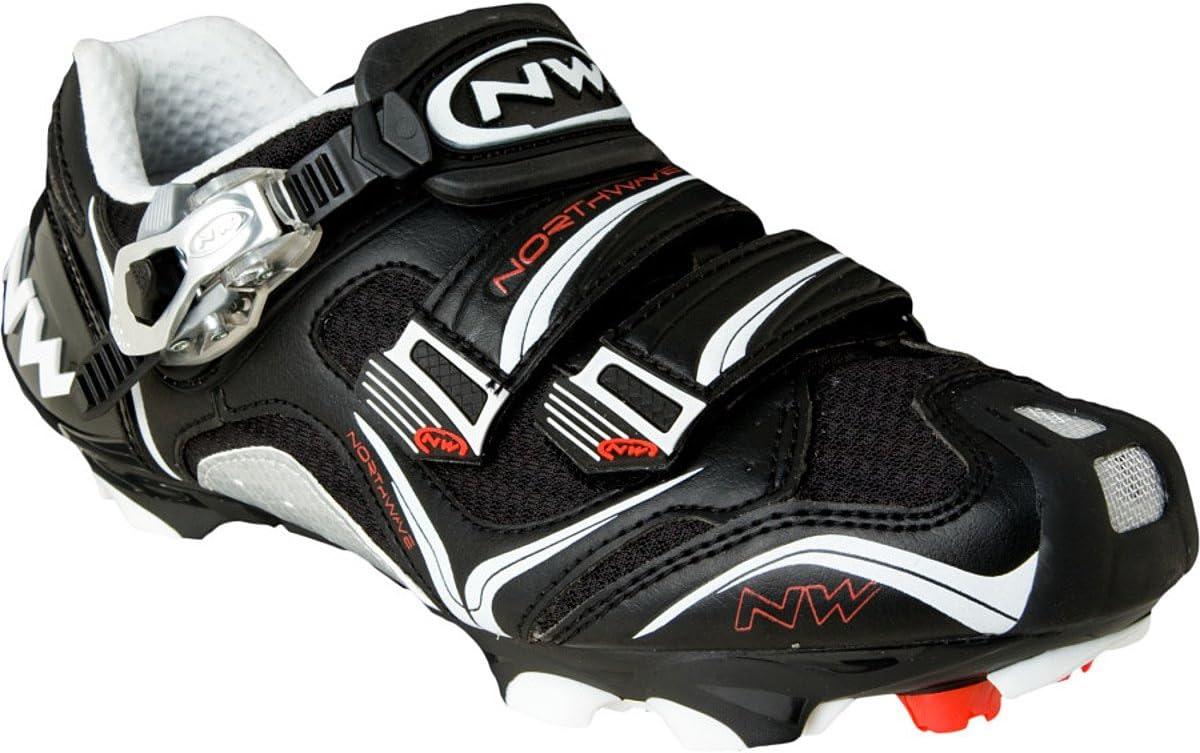 Northwave 2012 chaussures striker sbs noire taille 39.5: Amazon.es ...