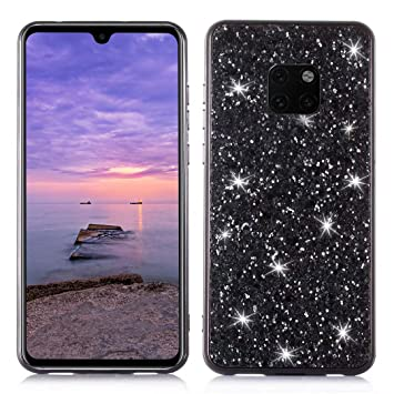 coque huawei mate 20 pro paillette
