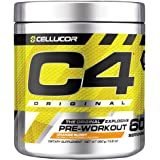 Cellucor C4 Original Explosive Pre-Workout Supplement,Orange Burst, 12.7 Ounce