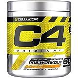 Cellucor C4 Original Pre-Workoout Orange Burst 60servings - セルコア C4 オリジナル プレワークアウト オレンジ バースト 60 回分