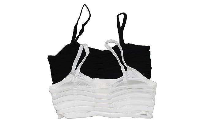c278e3f2d2e6aa Fashioniests Women s Cotton Cotton Blend Polyester Bra (a6 Straps ...