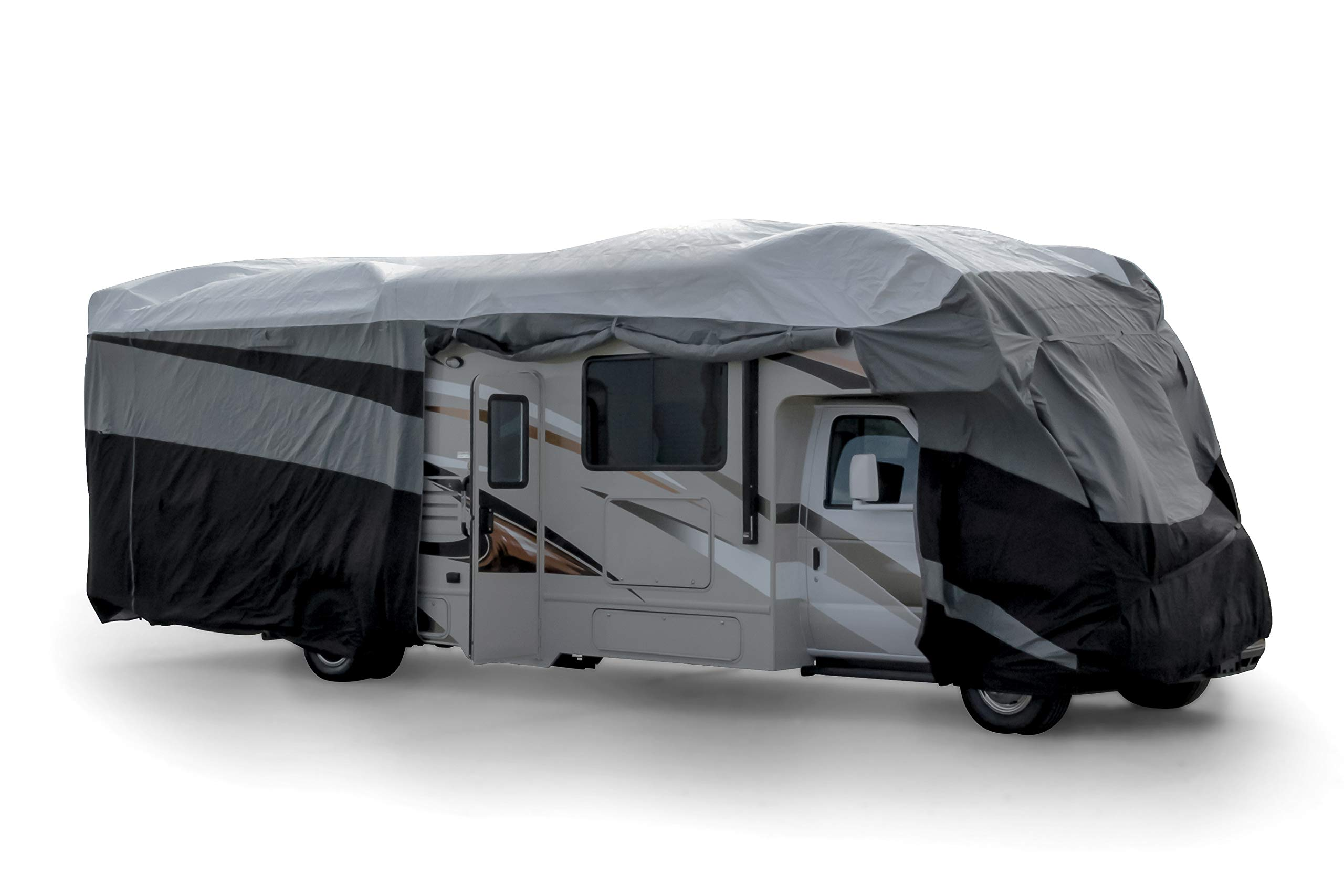 Camco ULTRAGuard Supreme Cover-Extremely Durable Design Fits Class C Model RVs 23' -26', Weatherproof with UV Protection and Dupont Tyvek Top (56114) by Camco (Image #4)