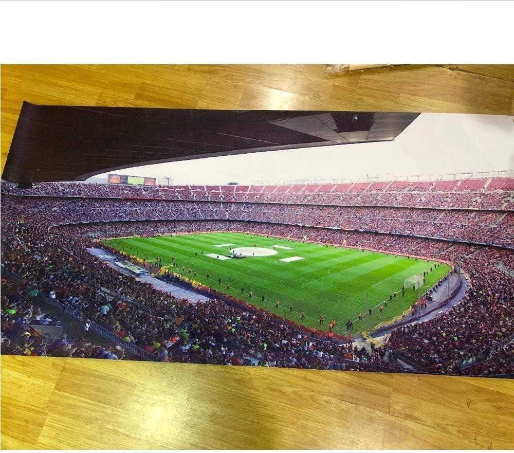 Weaeo Barcelona Estadio De Fútbol Deporte 3D Wall Murals Wallpaper ...