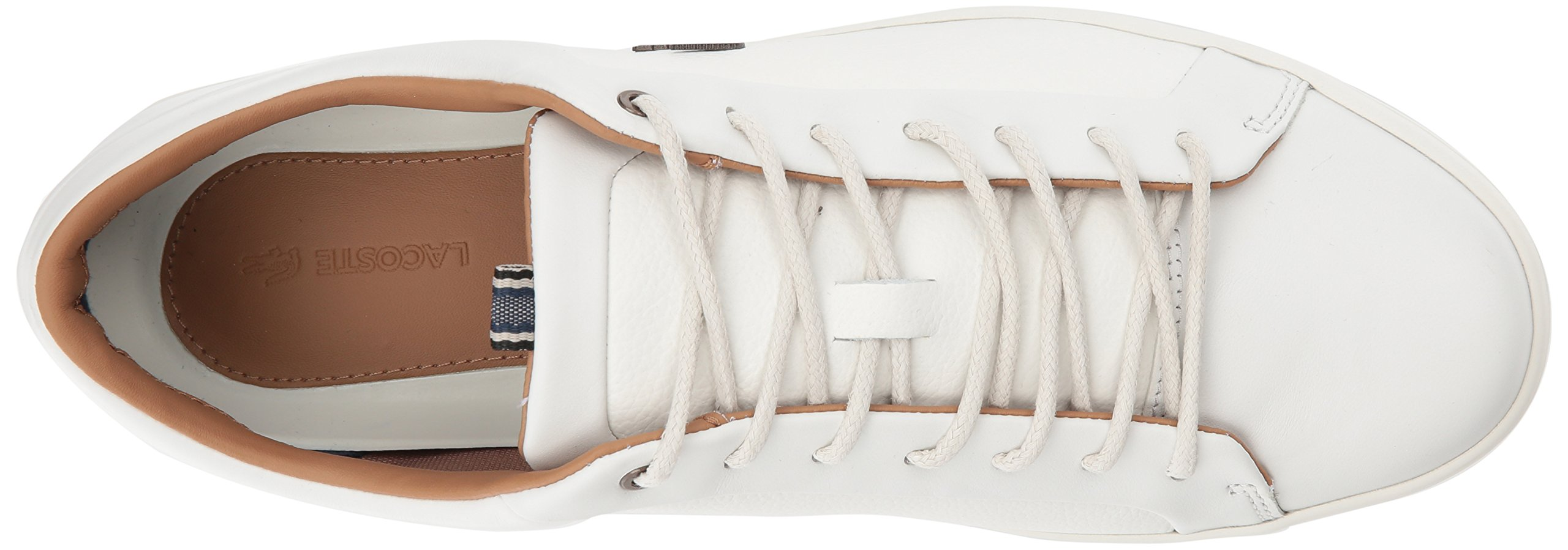 Lacoste Men's Straightset Sneakers by Lacoste (Image #8)