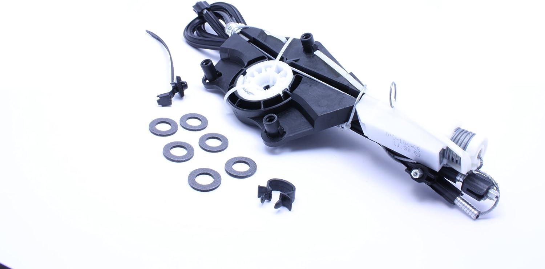 Amazon Com Genuine Oem Window Regulator Repair Kit Vw Beetle Convertible 1y0837462j Automotive