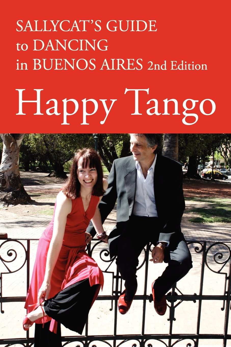 Happy Tango Sallycats Dancing Buenos product image