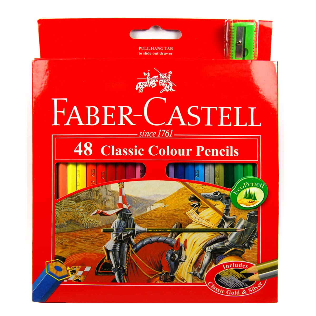 Faber Castell premium color pencils