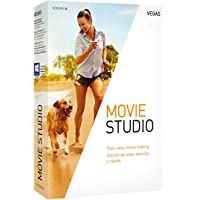 Movie Studio 14|Standard|1 Device|Perpetual License|PC|Disc
