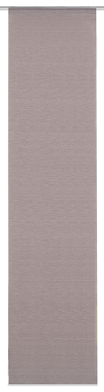 Home fashion 86603–760–H: 180x B: 40cm Tenda a pannello Pietra effetto bambù