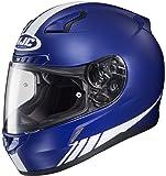 HJC CL-17 Streamline Full-Face Motorcycle Helmet (MC-2F, Medium)