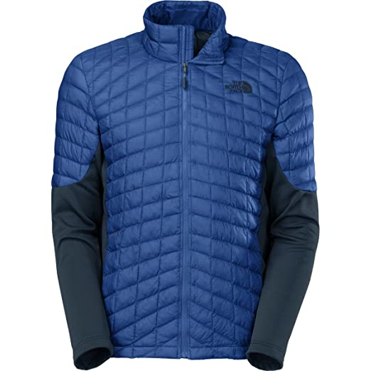 Amazoncom The North Face Mens Momentum Thermoball Hybrid