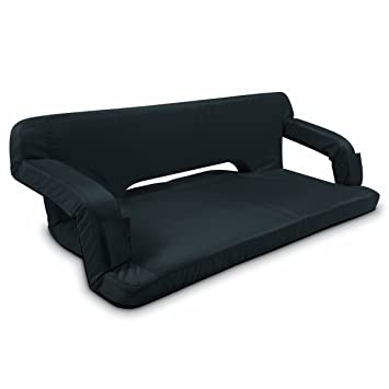 Charming Amazon.com : Picnic Time Portable Reflex Travel Couch (Black, Regular) :  Camping And Hiking Equipment : Sports U0026 Outdoors