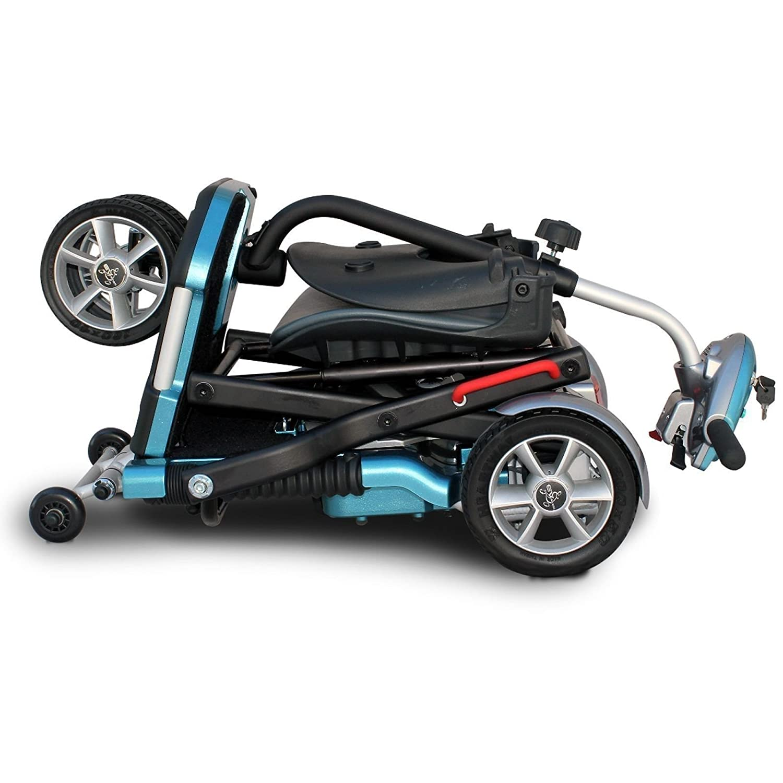 Amazon.com: Transporte Plegable Viaje Senior Scooter para ...