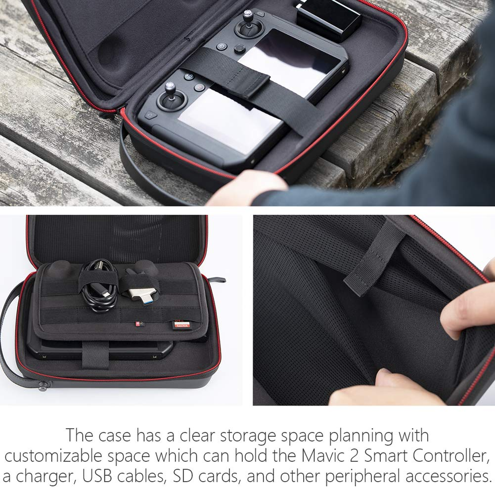 PGYTECH Carrying Case Compatible with DJI Smart Controller by PGYTECH (Image #3)