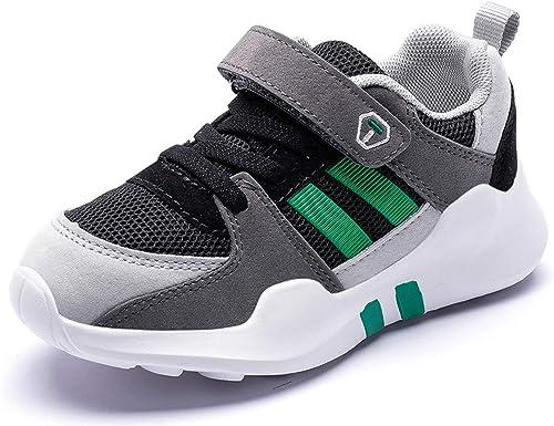 Deportivas Zapatos de Running Niños Zapatillas de Niñas Zapatillas de Correr Niño Ligeras de Walking Transpirable Niña Sneakers Baloncesto Calzado Deportivas: Amazon.es: Zapatos y complementos