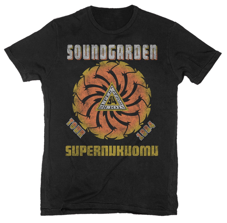 Soundgarden Superunknown Adult Shirts