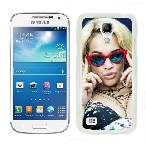 Rita Ora para Samsung Galaxy S4 Mini i9190 - Carcasa rígida ...