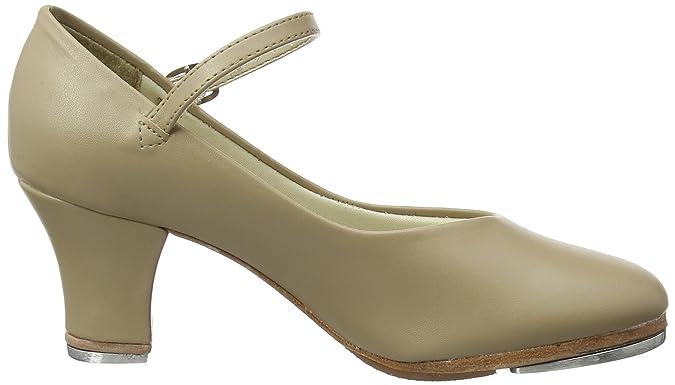 So Danca Ch50, Zapatos de Tap para Mujer, Beige (Tan), 40 EU