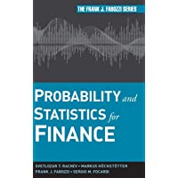 Probability and Statistics for Finance