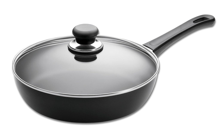 Scanpan Classic Covered Saute Pan 10.25-Inch 26101200
