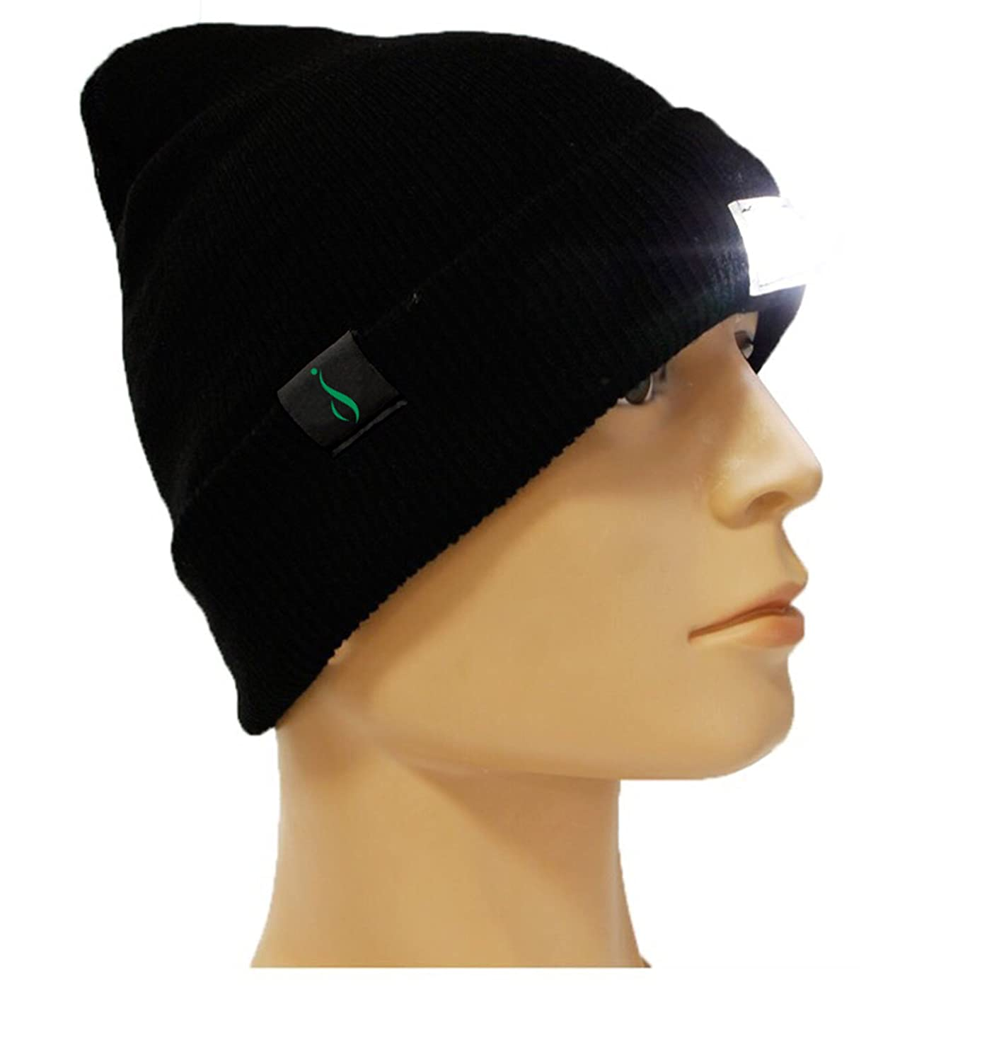 Amazon.com   Extremely Bright LED Lighted Beanie 0862b8ac0cf