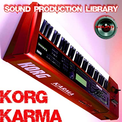 Amazon com: KORG Karma - HUGE Unique Original Multi-Layer Samples