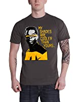 Star Trek T Shirt My Shades Are Cooler Than Yours Official Mens Grey