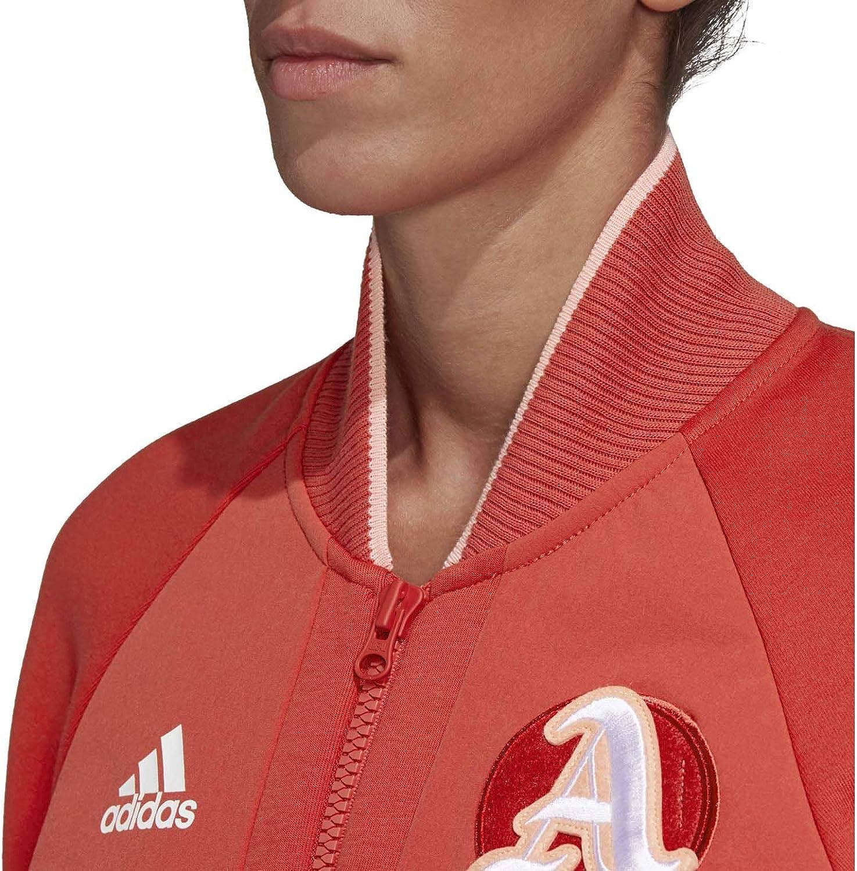 adidas W Vrct Jk Veste Femme: : Sports et Loisirs