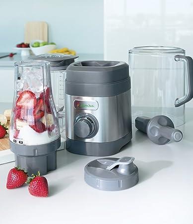 Jamba Appliances 58916 Quiet Shield Blender Jar, 32 oz & 20 oz ...