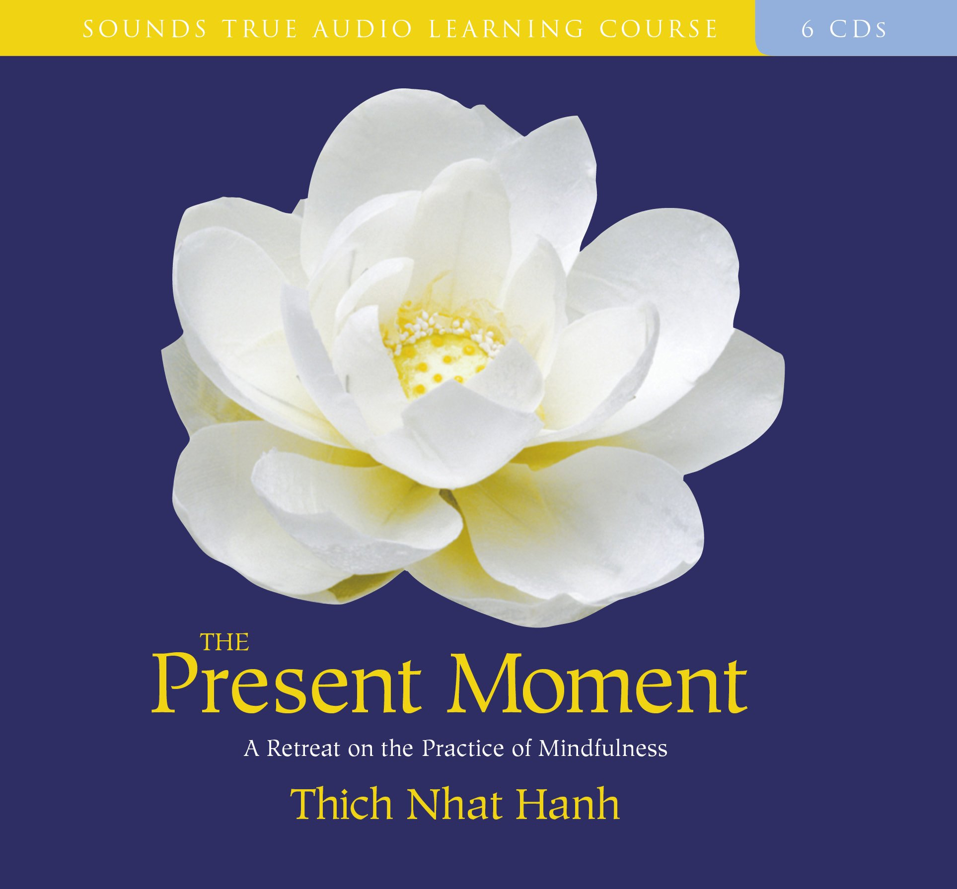 Amazon the present moment a retreat on the practice of amazon the present moment a retreat on the practice of mindfulness 0600835076029 thich nhat hanh books izmirmasajfo