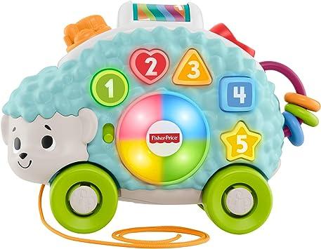 Fisher-Price Erizo Linkimals, Juguete interactivo bebés +9 meses ...
