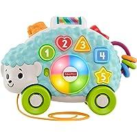 Fisher-Price Erizo Linkimals, Juguete interactivo bebés +9 meses